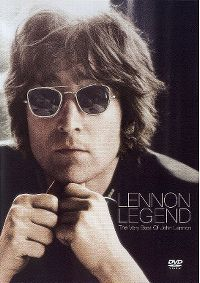Cover John Lennon - Lennon Legend - The Very Best Of John Lennon [DVD]